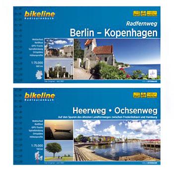 Bikeline Radtourenbücher - Deutschland/Dänemark