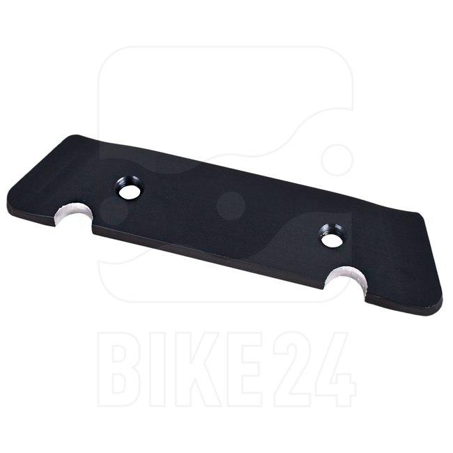 XLAB Fizik Carbon-Sattel Adapter für Delta Haltungssysteme - schwarz
