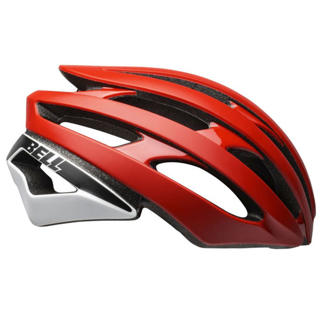 Bell Stratus MIPS Helmet 2020 - matte/gloss red/black