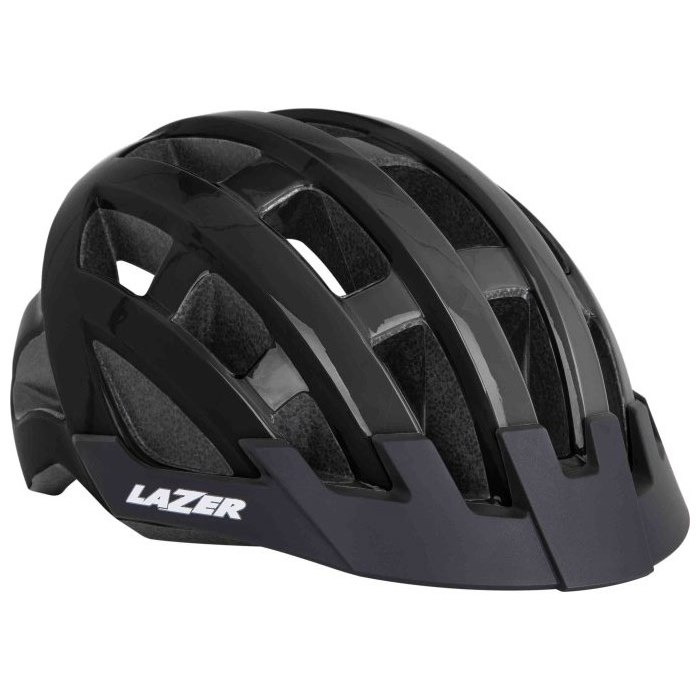 Lazer Compact Helmet - black