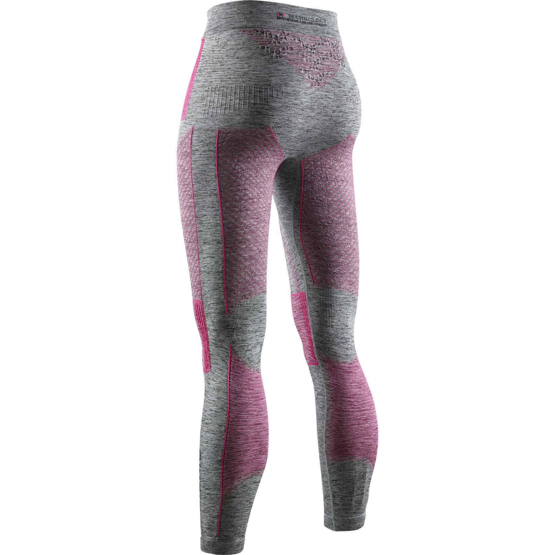 Bild von X-Bionic Energy Accumulator 4.0 Melange Unterhose für Damen - grey melange/pink