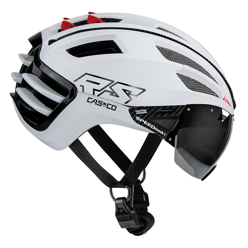 Image of Casco SPEEDairo 2 RS - Helmet with visor - white