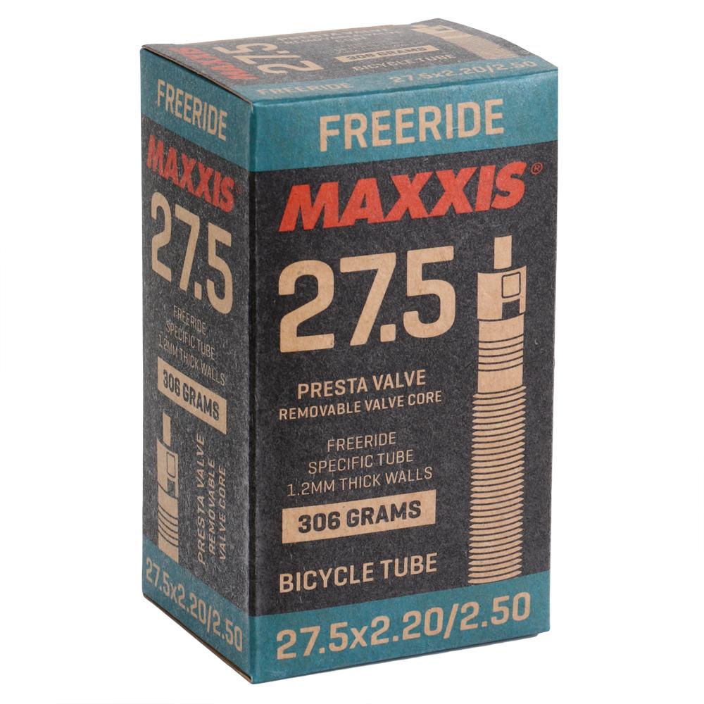 Maxxis Freeride / DH Light MTB Tube - 27.5x2.2-2.5 inches