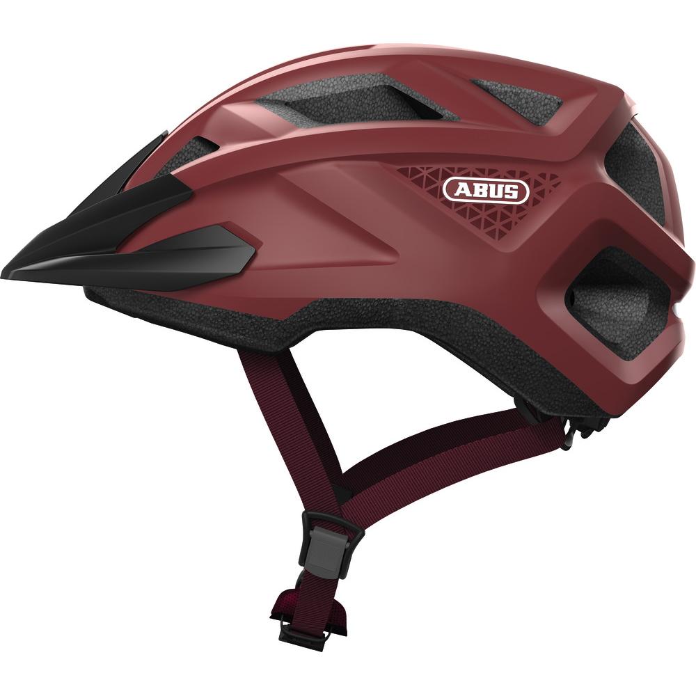 ABUS MountZ Casco - russet red