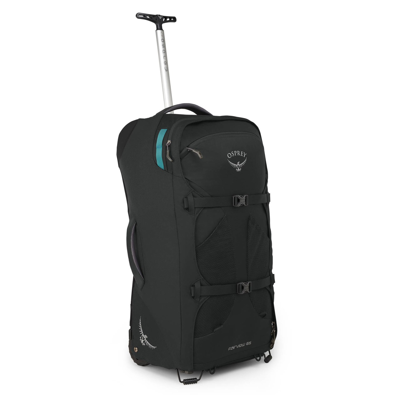 Picture of Osprey Fairview Wheels 65 - Women's Travel Bag - Black