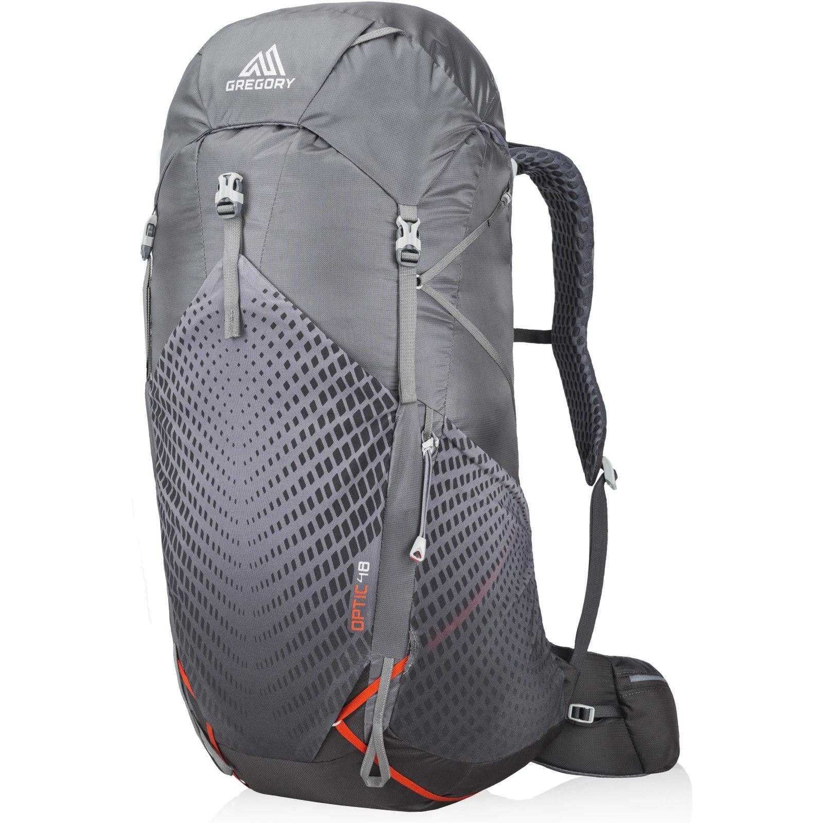 Gregory Optic 48 Backpack - Lava Grey