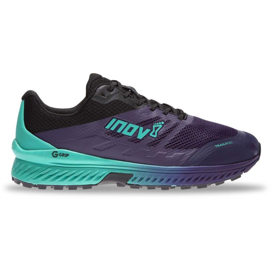 Produktbild von Inov-8 Trailroc G 280 Damen Trail Laufschuh - purple/black