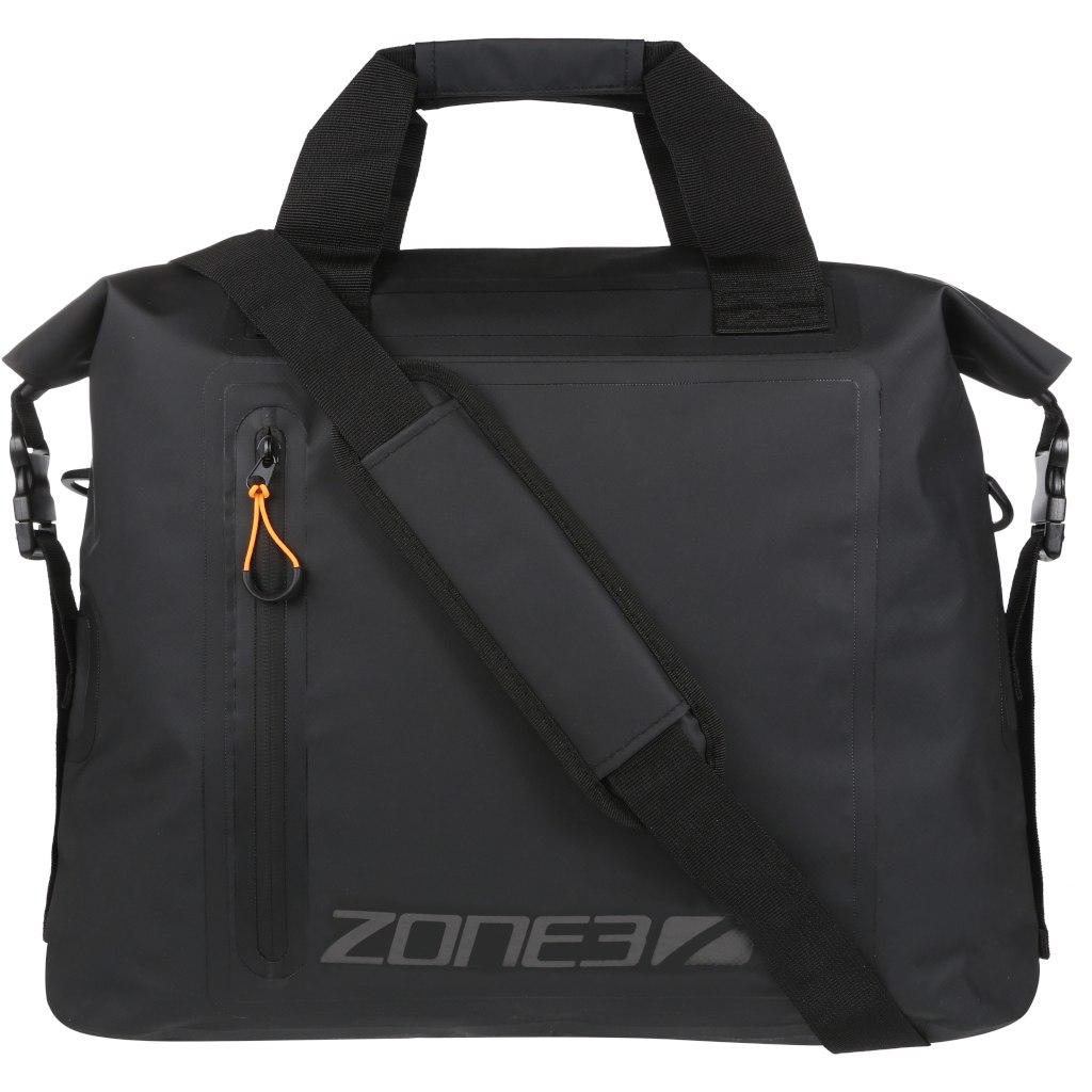 Bild von Zone3 Waterproof Roll-Top 20L Wetsuit Bag - black/orange