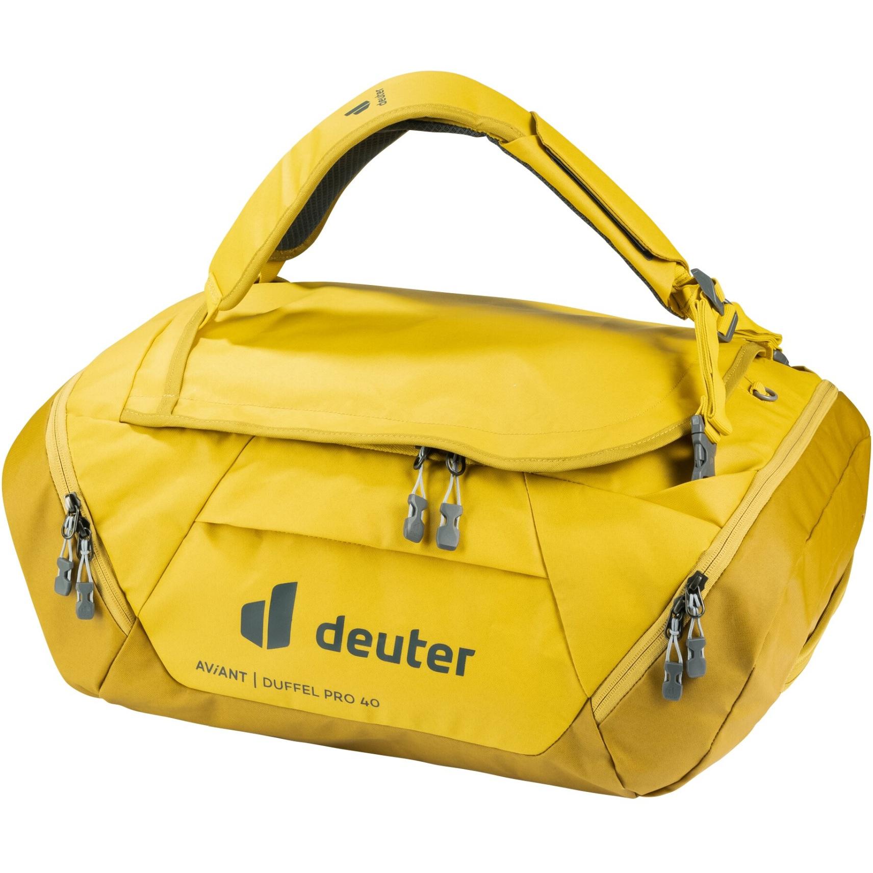 Picture of Deuter AViANT Duffel Pro 40 - corn-turmeric