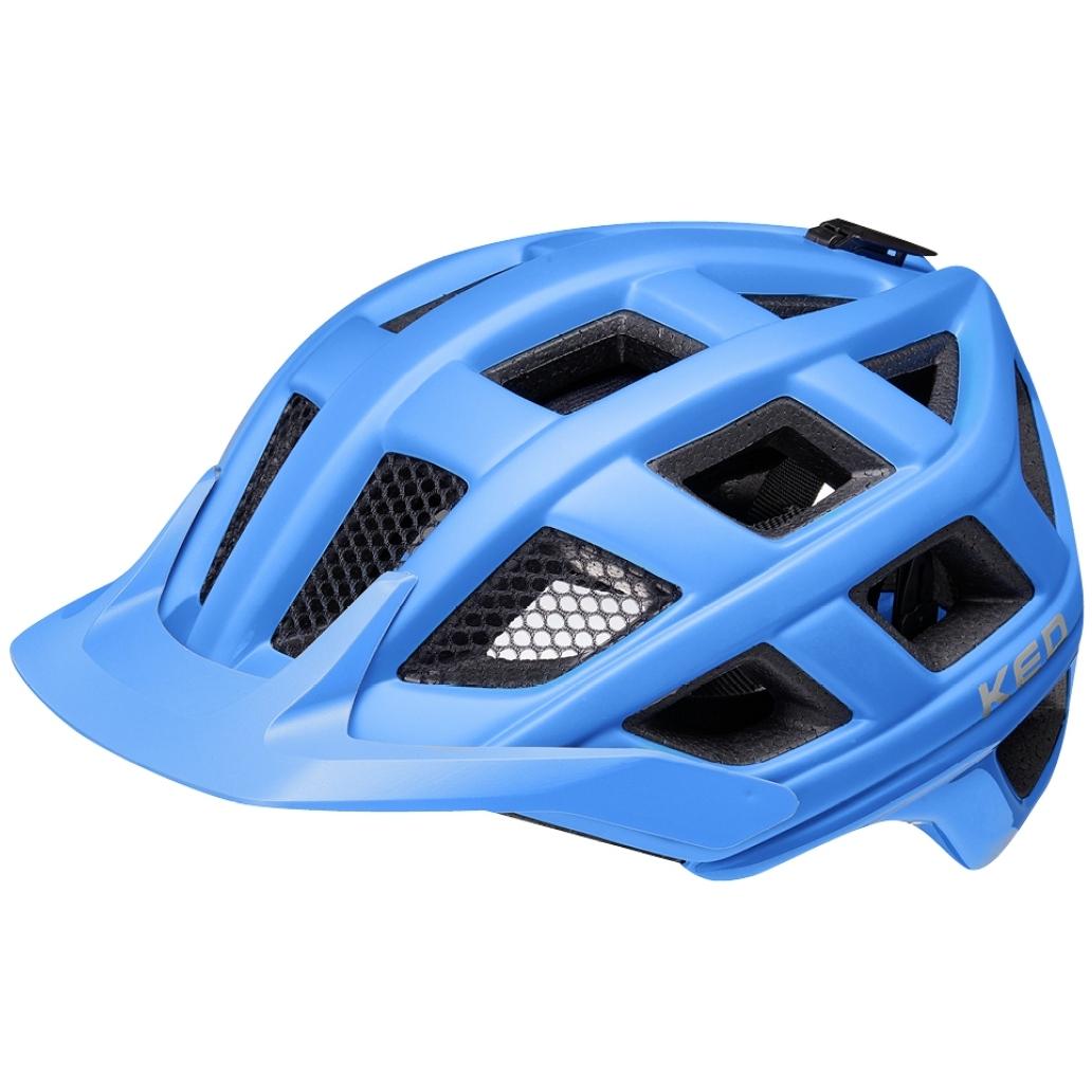 KED Crom Helm - blue matt
