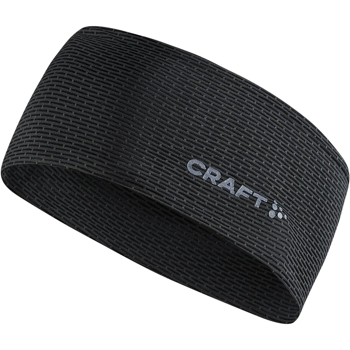 CRAFT Mesh Nano Weight Headband Unisize 1910711 - 999000 Black