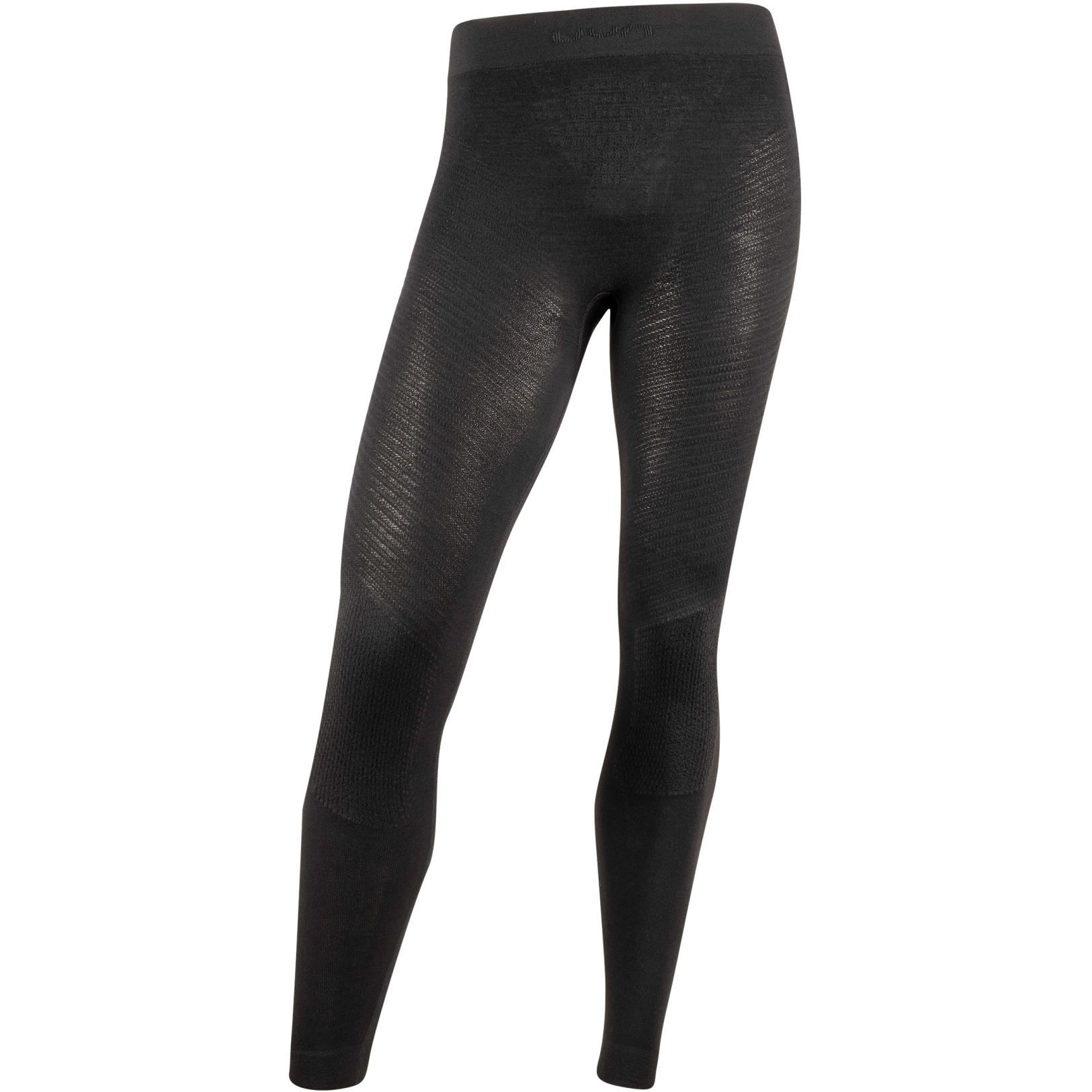 UYN Fusyon Man Cashmere Underwear Pants Long - Black/Black