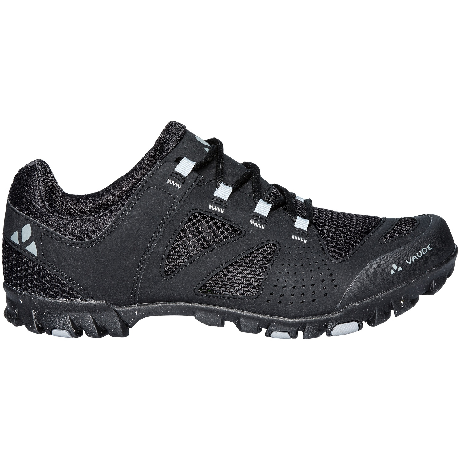 Vaude Men's TVL Hjul Ventilation Bike Shoes - black