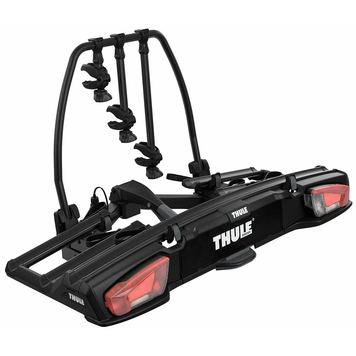 Thule VeloSpace XT 3 Bike Rack for three Bikes - Black