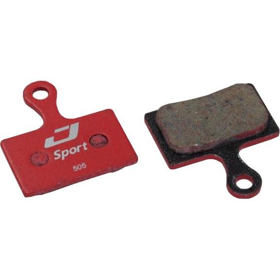 Jagwire Disc Sport Bremsbeläge - Shimano, Rever
