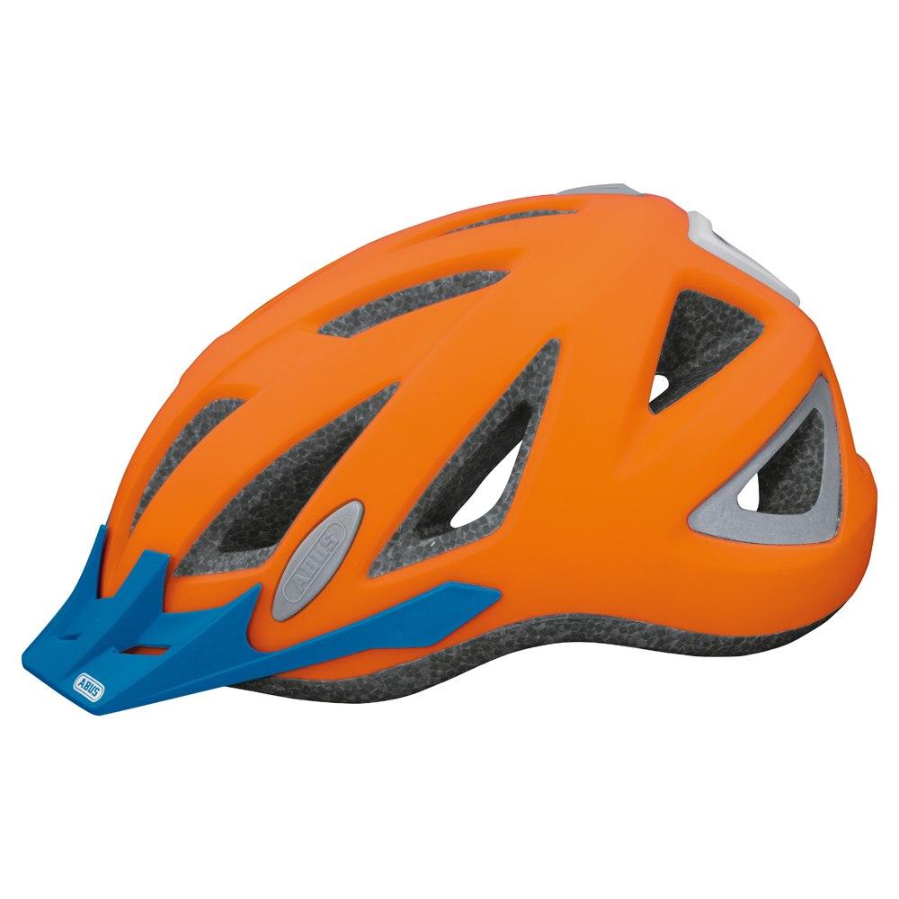 Imagen de ABUS Urban-I 2.0 Zoom Neon Helmet - orange