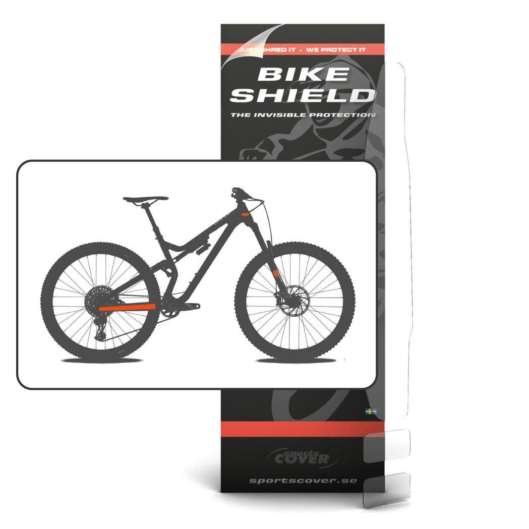 BikeShield Stay & Head Shield Kit - 3 pieces - standard