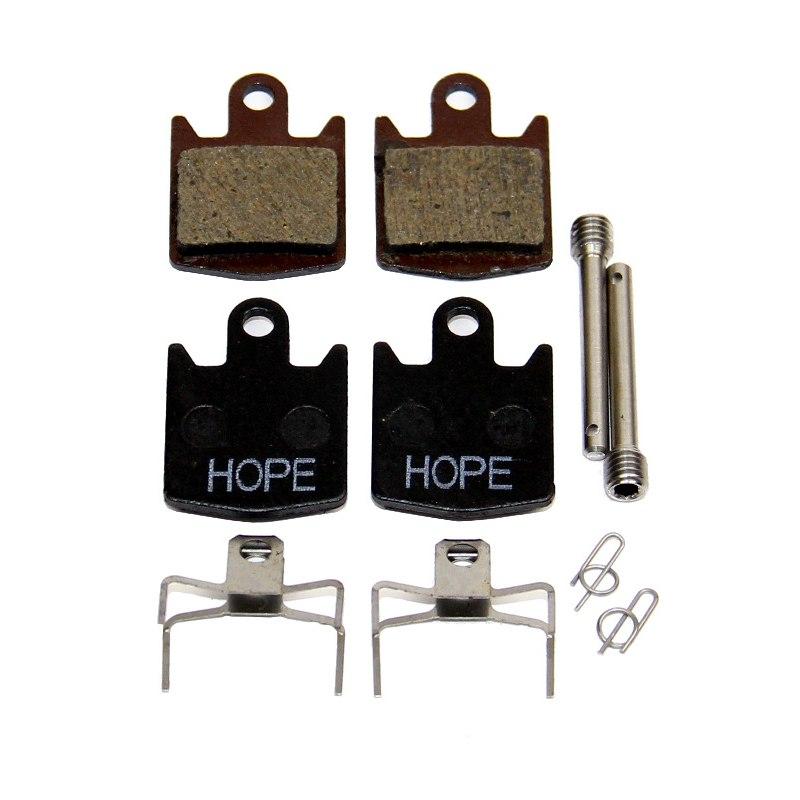 Image of Hope Disc Brake Pads DH4 organisch Standard - HBSP077