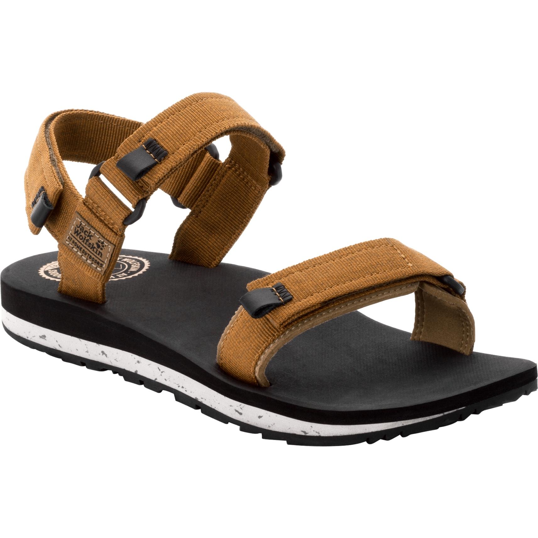 Jack Wolfskin Outfresh Sandal M - light brown/light grey