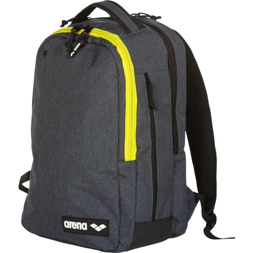 Image of arena Fast Urban 3.0 Backpack - grey melange