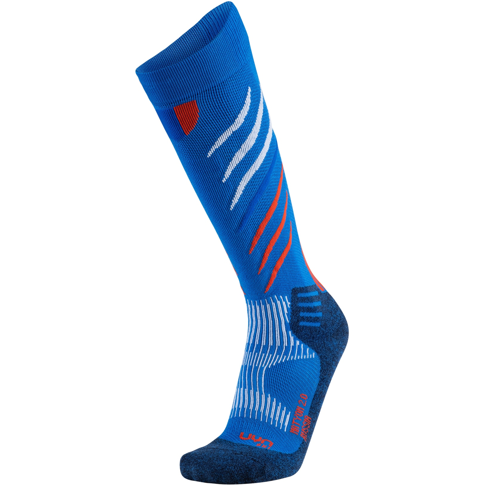 UYN Natyon 2.0 Men's Ski Socks - Russia