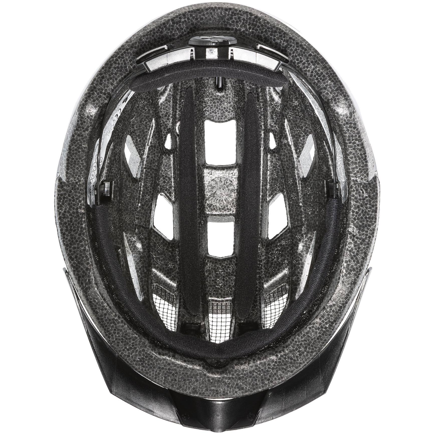 Bild von Uvex air wing Helm - grey-black