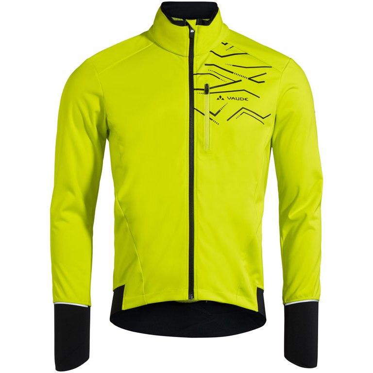 Vaude Men's Fedaia Softshell Jacket - bright green