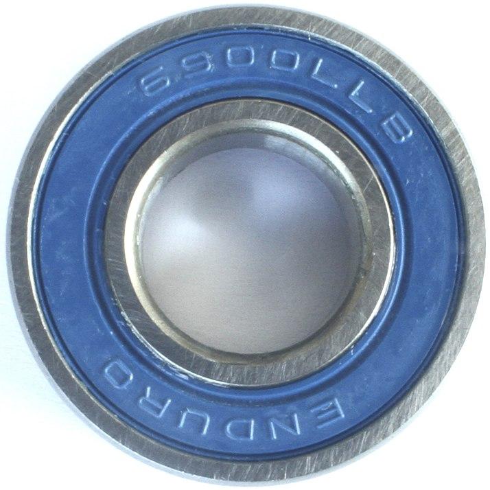 Foto de Enduro Bearings 6900 LLB - ABEC 3 - Ball Bearing - 10x22x6mm