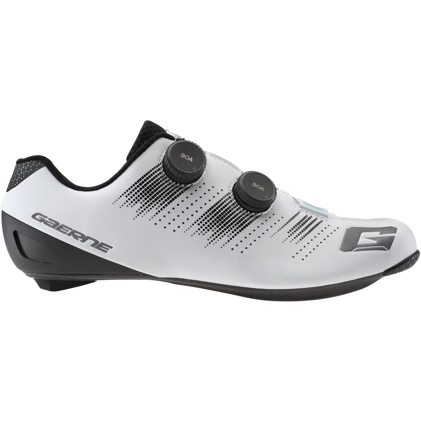 Picture of Gaerne Carbon G.Chrono Road Shoe - Matt White