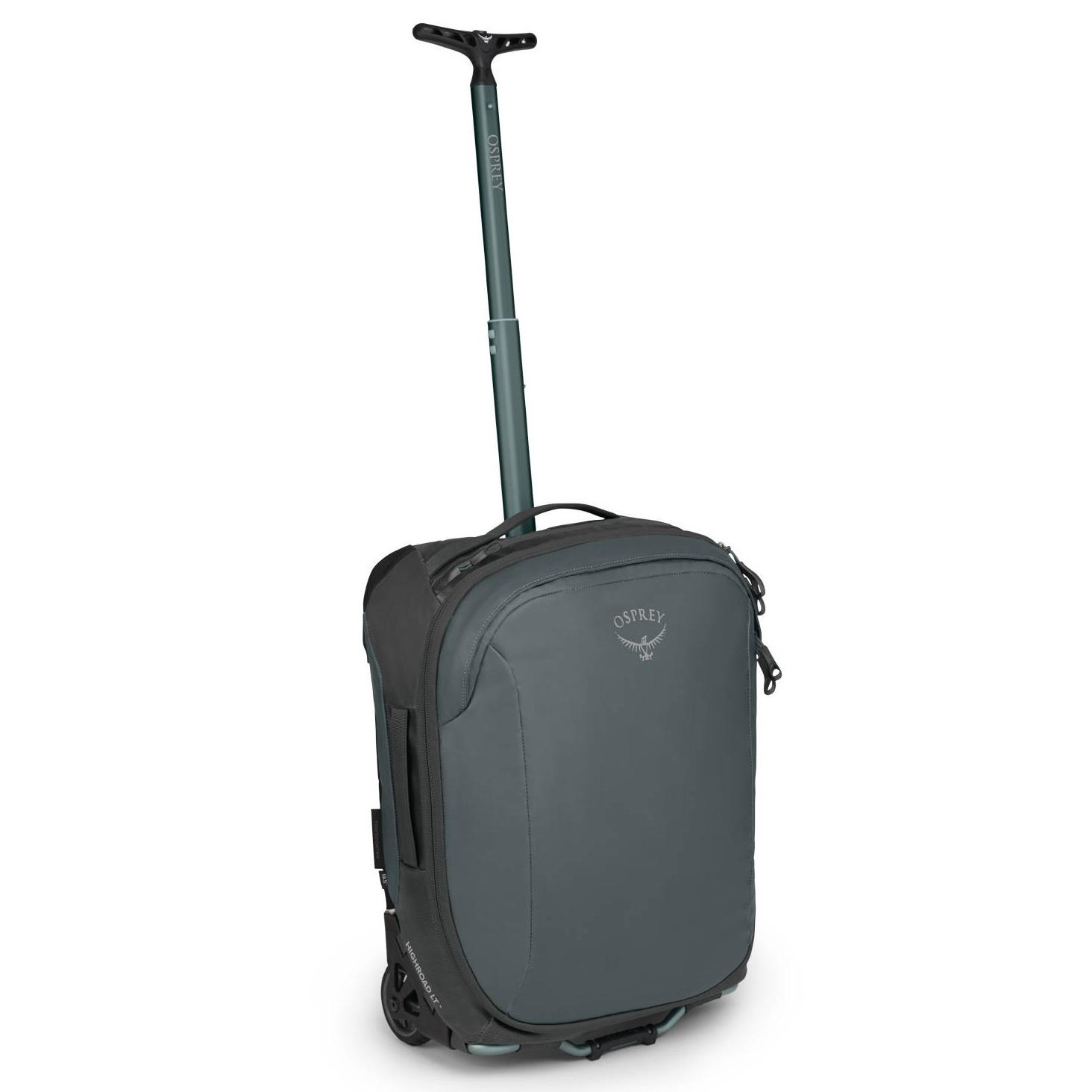 Produktbild von Osprey Rolling Transporter Global Carry-On 30 - Reisetasche - Pointbreak Grey