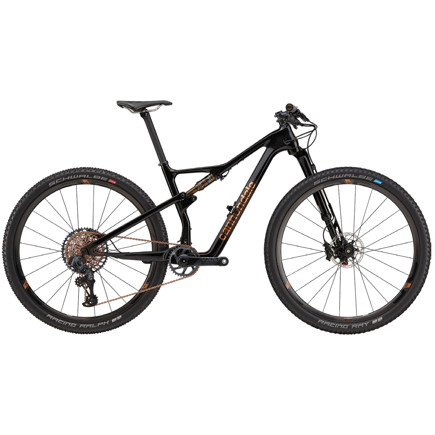 "Cannondale SCALPEL Hi-MOD CARBON Ultimate - 29"" Mountainbike - 2021 - Copper"