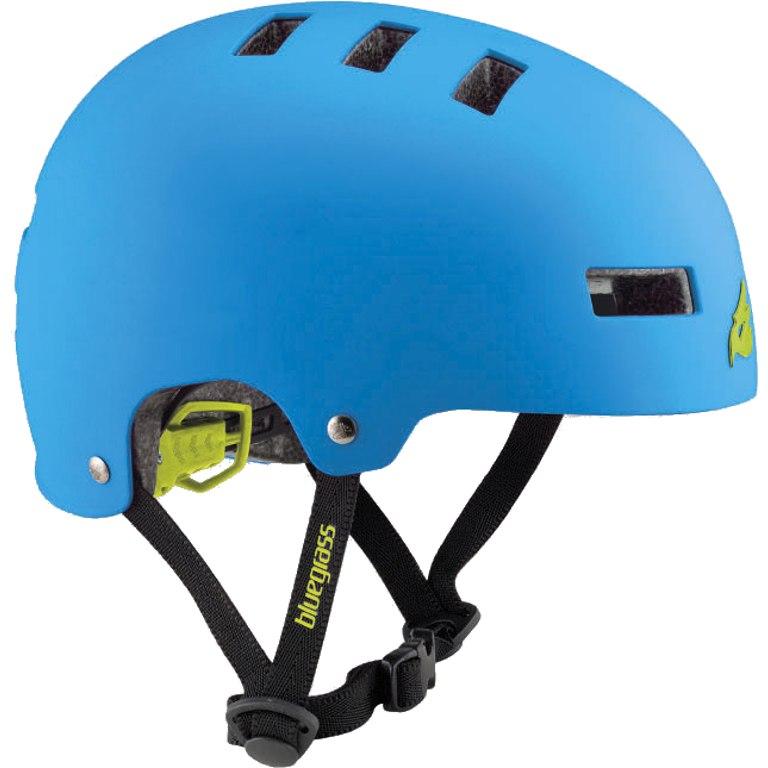 Image of Bluegrass Super Bold Helmet - matt cyan