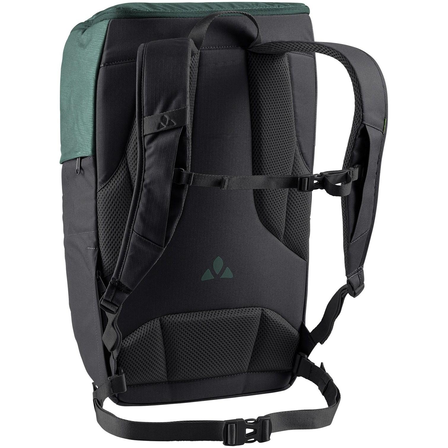Image of Vaude Albali Backpack - black/dusty forest