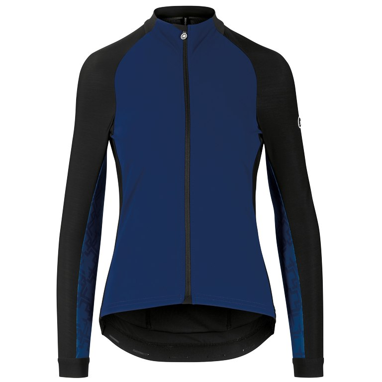 Assos UMA GT Spring Fall Jacket Women - caleumBlue
