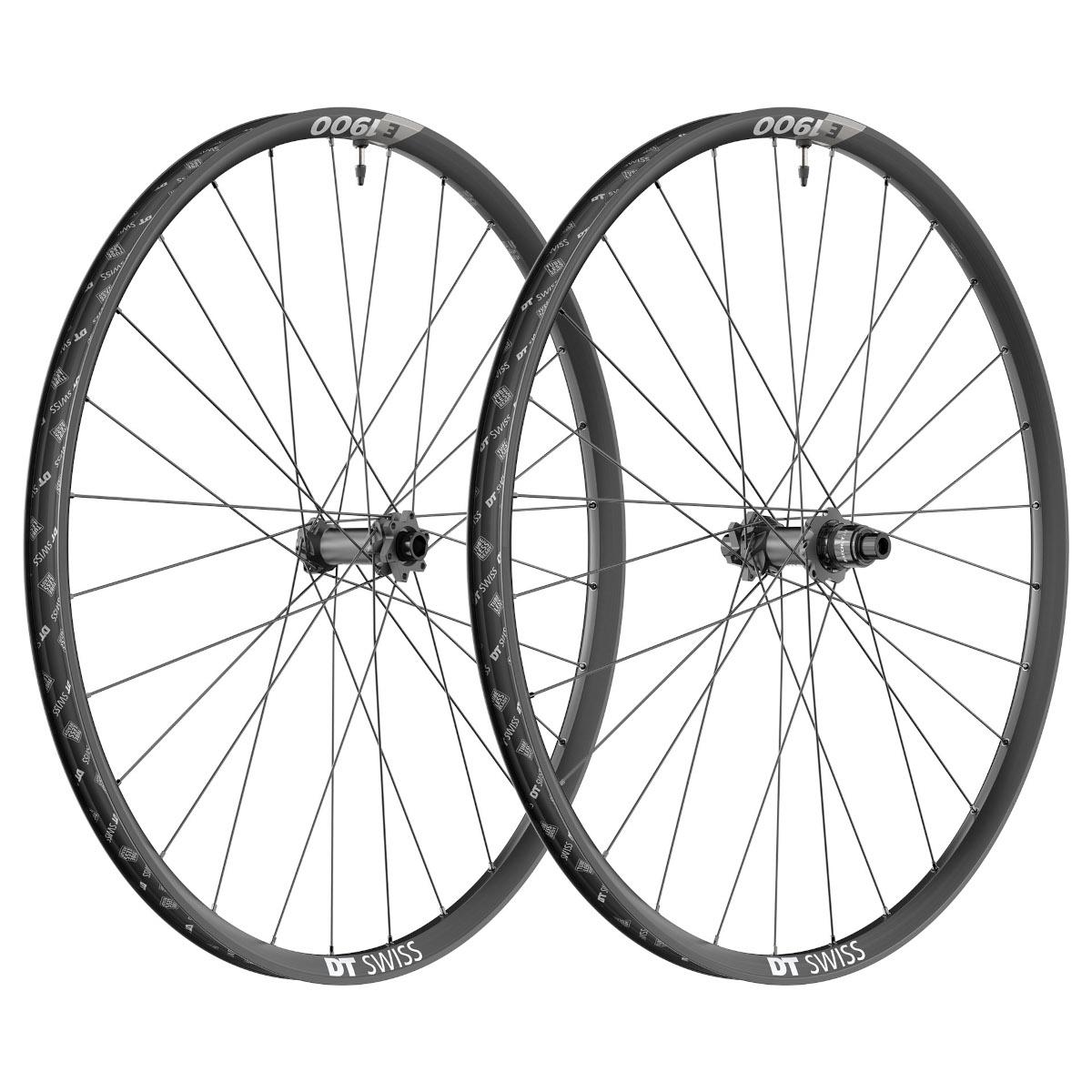 "DT Swiss E 1900 Spline 29"" MTB Wheelset - Centerlock - FW: 15x110mm | RW: 12x148mm - 30mm"