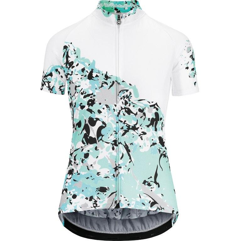 Assos Wild Short Sleeve Women's Jersey - marble