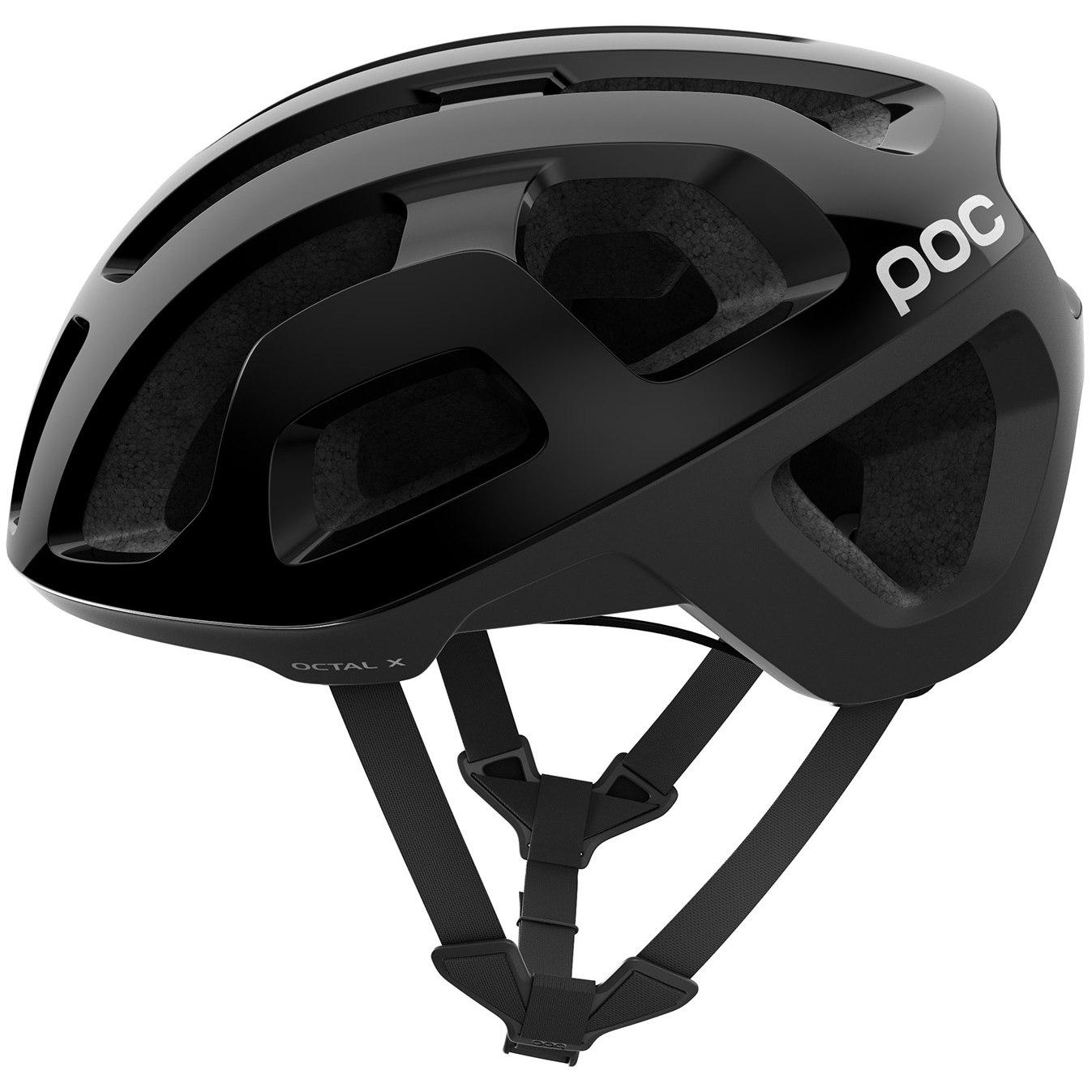 POC Octal X SPIN Helm - 1002 Uranium Black