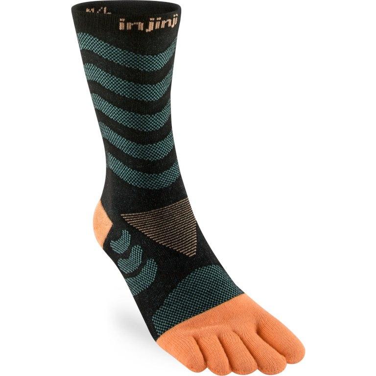 Produktbild von Injinji Women's Ultra Run Crew Socken - dive
