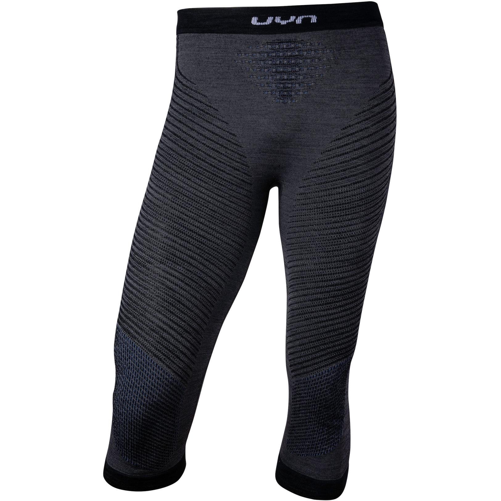 UYN Fusyon Underwear Pants Medium - Grey York/Avio/White