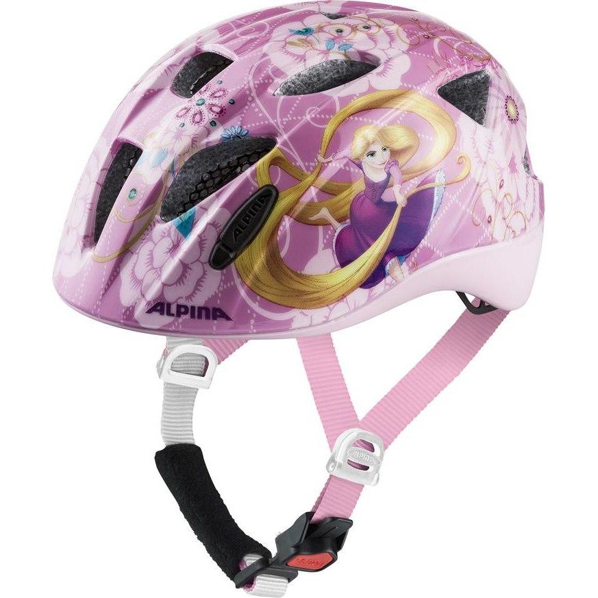 Alpina Ximo Disney Kids Helmet - Rapunzel