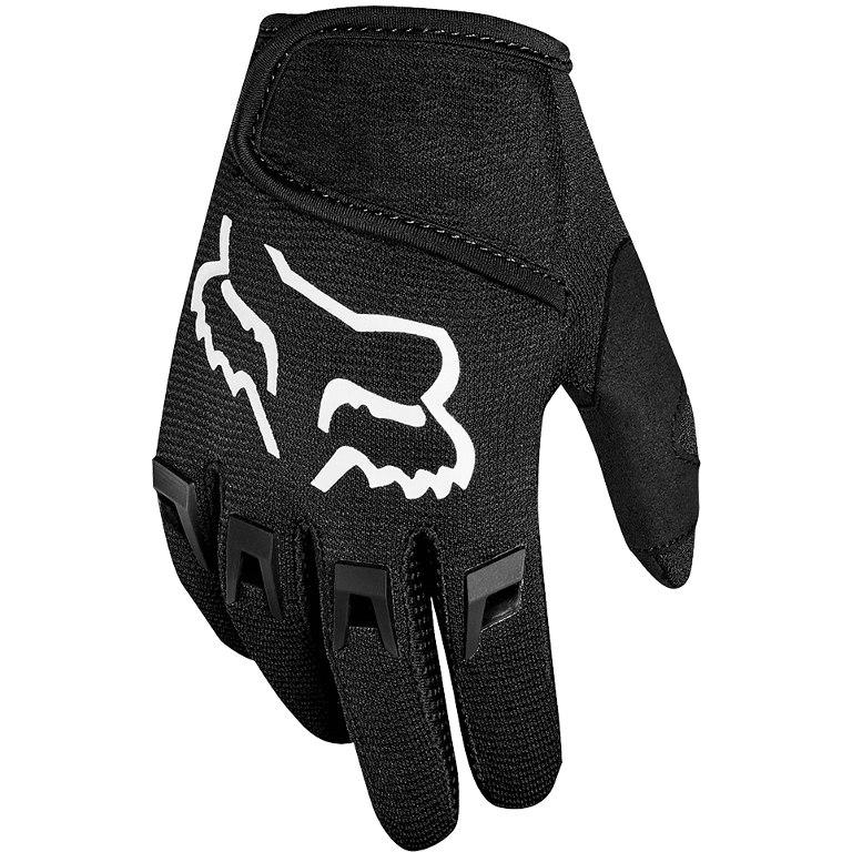 FOX Kids Dirtpaw Gloves MTB Kids - black