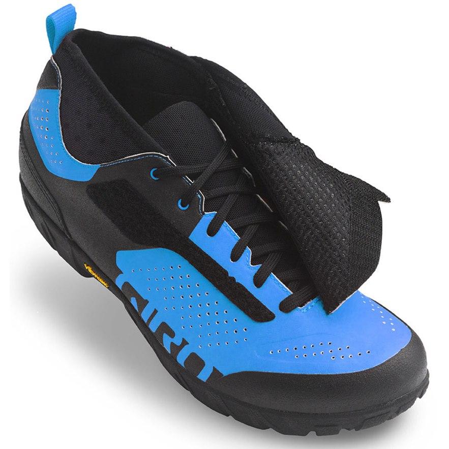 Giro Terraduro Mid MTB Shoe 18 - blue jewel