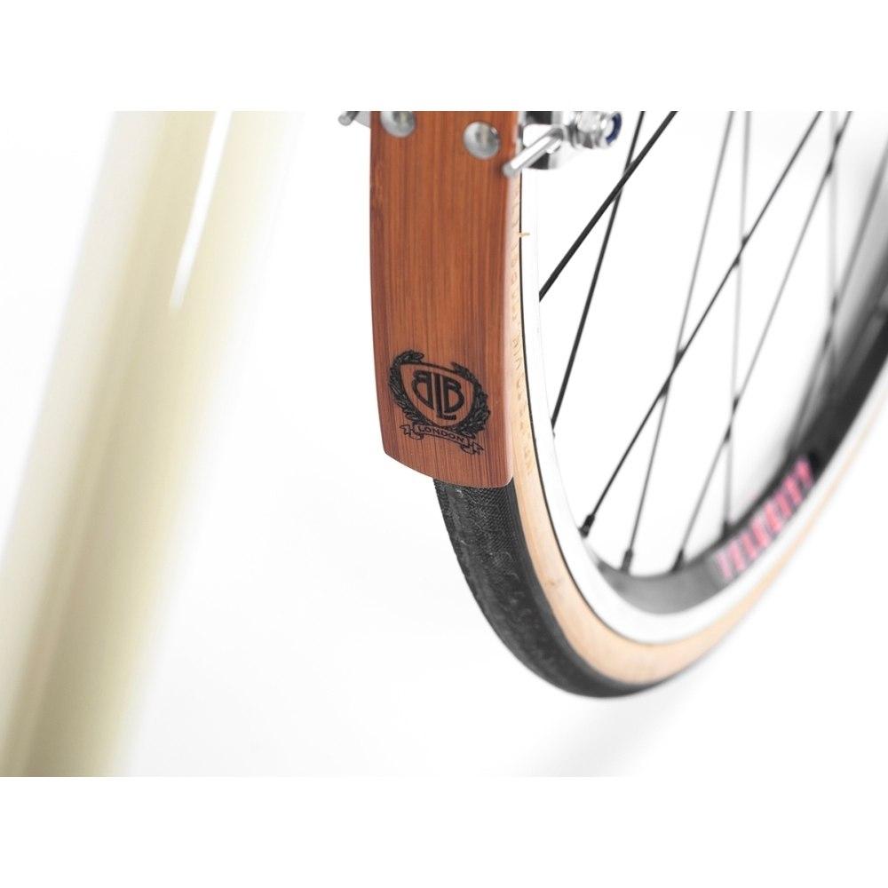 Image of BLB Classic Wood Fenders - brown