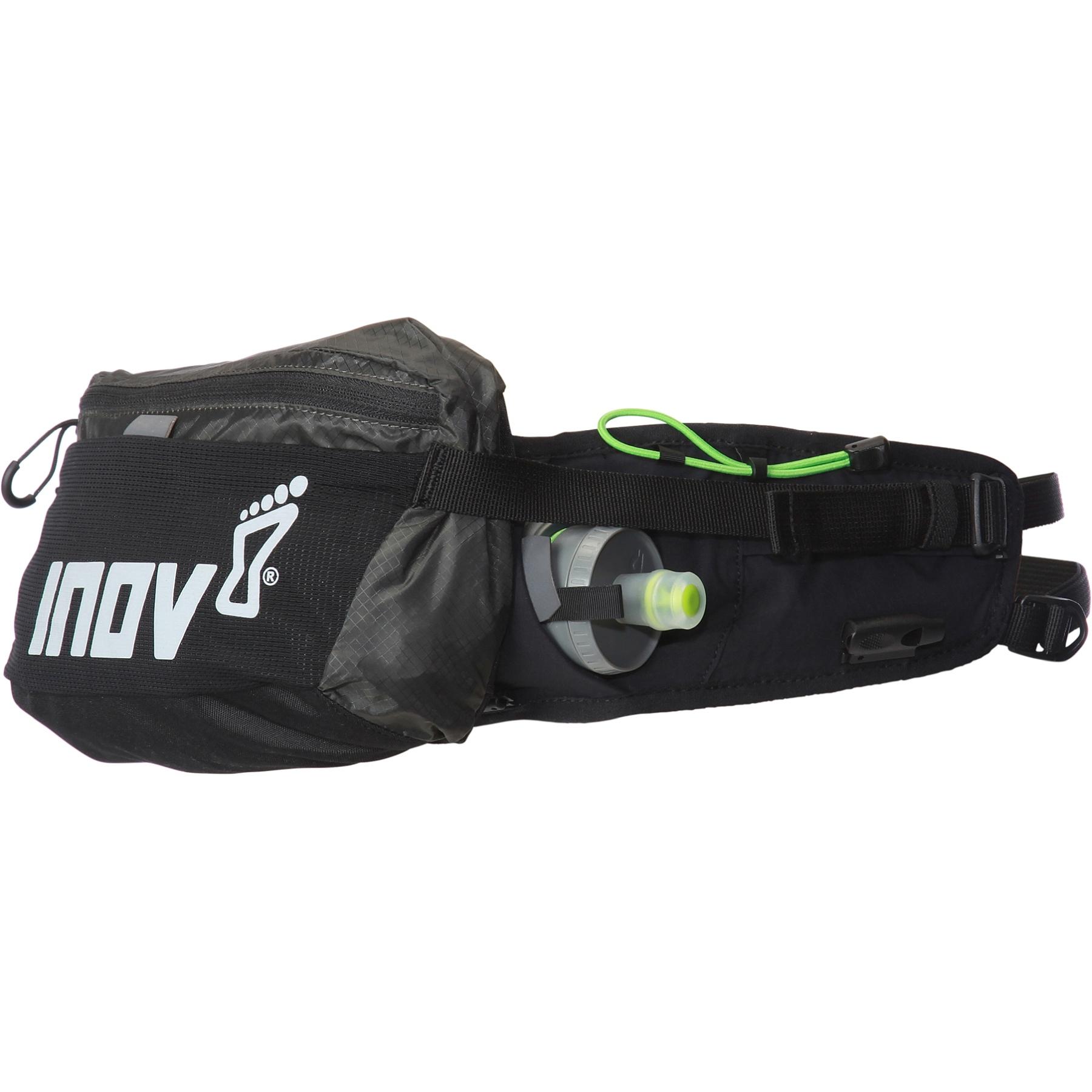 Produktbild von Inov-8 Race Ultra Pro (2in1) Waist Hüfttasche - black/grey