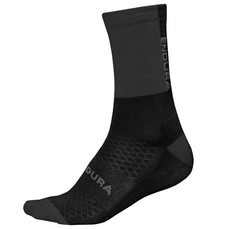 Endura BaaBaa Merino Winter Sock (1-Pack) - black