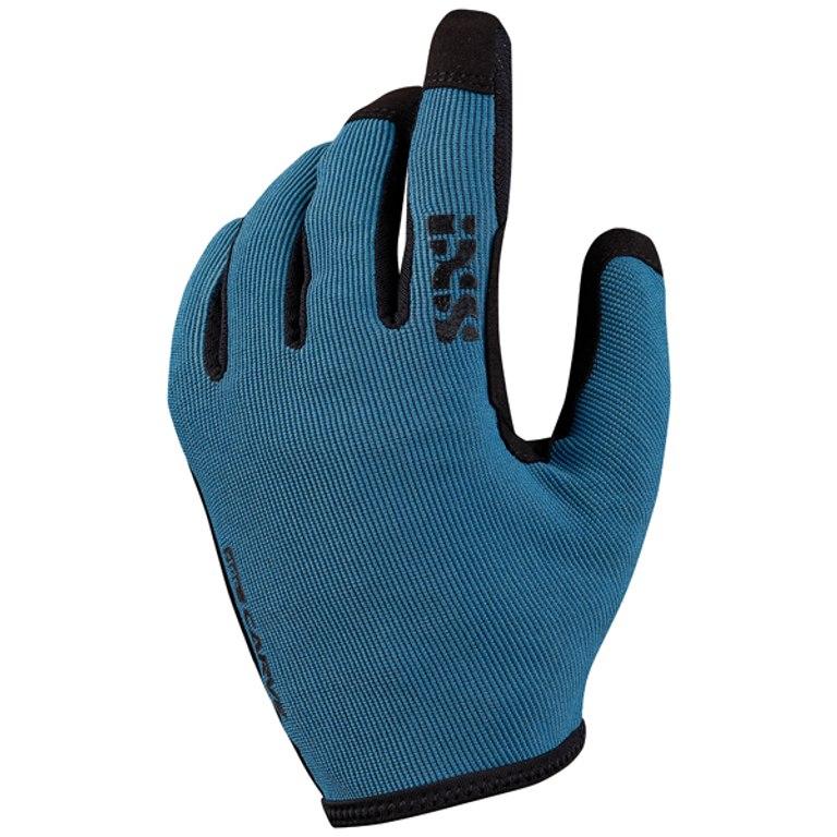 iXS Carve Vollfinger-Handschuhe - ocean