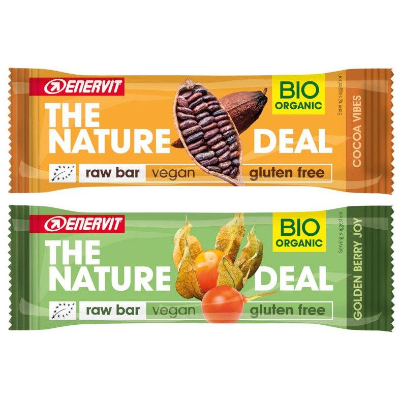 Enervit ORGANIC The Nature Deal Raw Bar - 30g