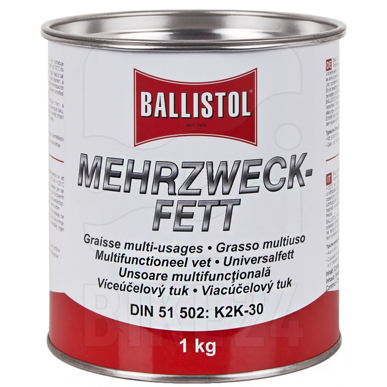 Image of Ballistol Multipurpose Grease - 1kg Bucket