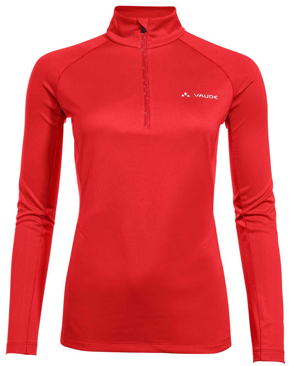 Vaude Larice Light Shirt II Damenpullover - mars red