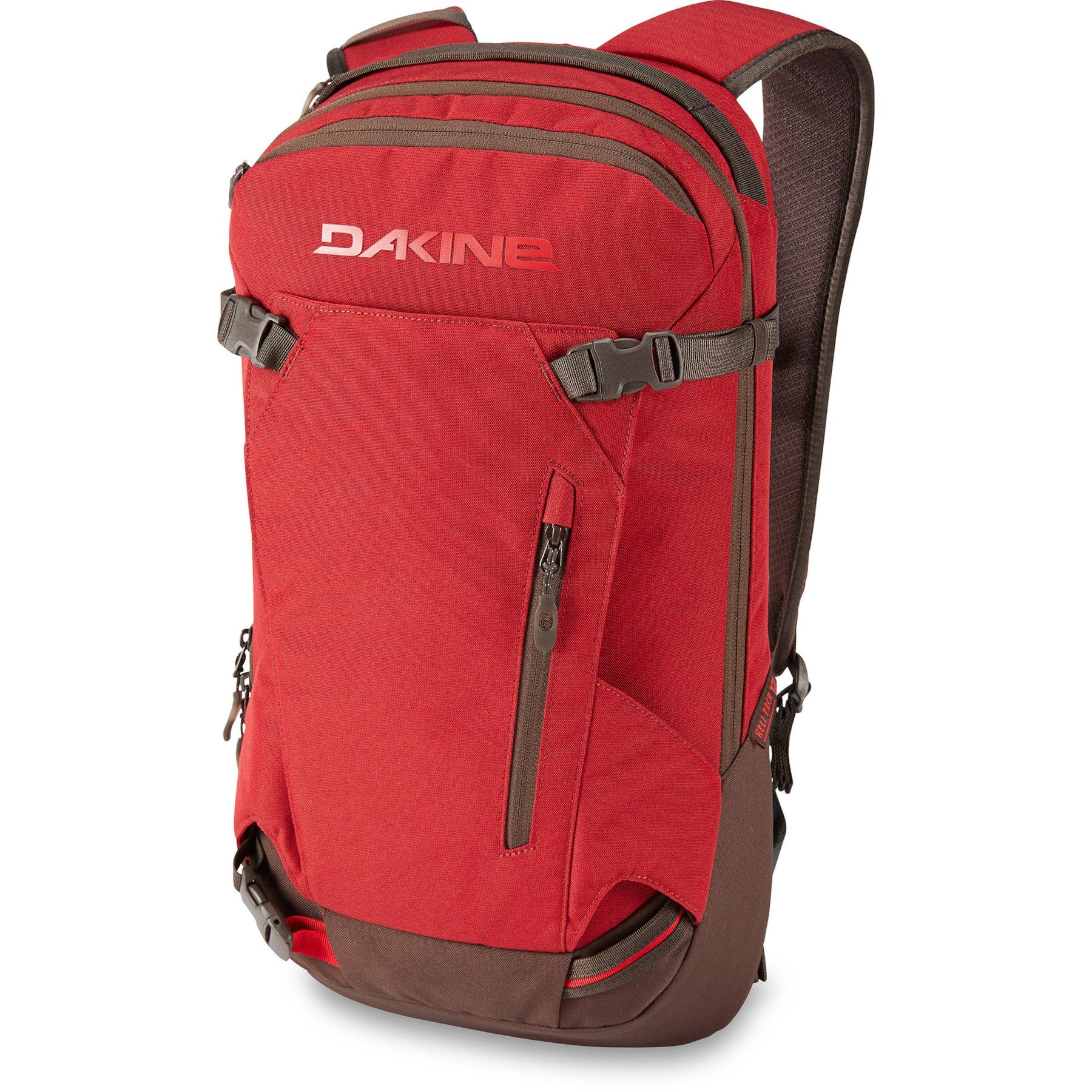 Dakine Heli Pack 12L Backpack - Deep Red